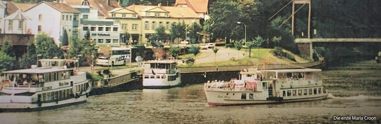 Schiff Maria Croon früher