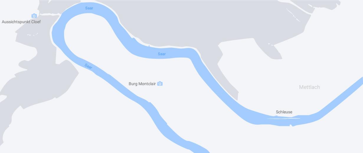 Sehenswürdigkeiten Saarschleife